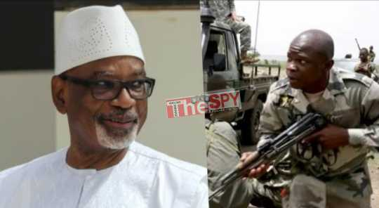 Breaking:Mali Gov't Overthrown, President & Prime Minister Arrested In Military Coup