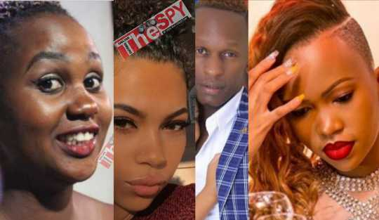 Tina Fierce On Cloud 9 For Sheilah, Gods Plan Break-up