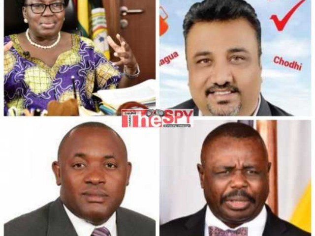 Latest Update! Kadaga, Oulanyah, Baryomunsi & Tanna Take Lead In CEC Elections