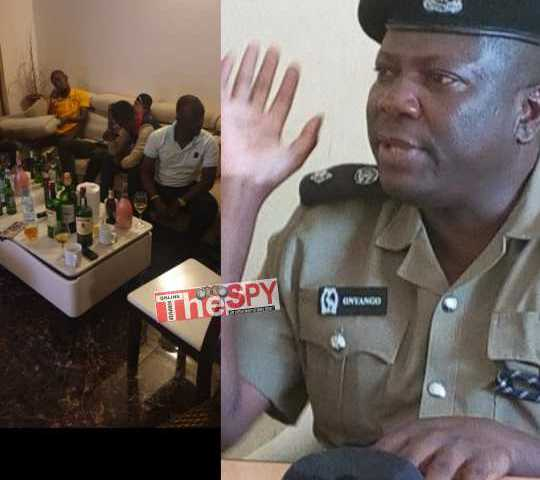Police Arrests 56 For Flouting COVID-19 Guidelines Despite Its Rapid Transmission