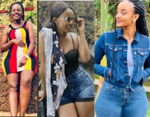 Lovely: Slay Queens  With Curves That'll Make Men Drip With Blessedness