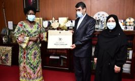 Uganda-Iran Relations: Speaker Kadaga Secretly Meets Iranian Ambassador To Curb Inter-State Trade Rows