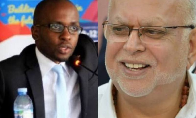 Bobi Wine's Lawyer Karamagi In Hot Soup As Money Magnate Sudhir Sues Him Over Defamation