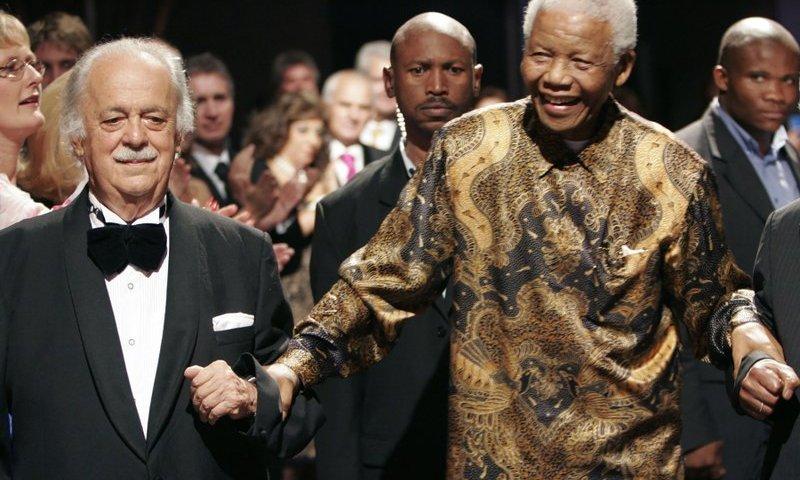 Sorrowful:Mandela's Lawyer, Anti-apartheid Activist George Bizos Dies