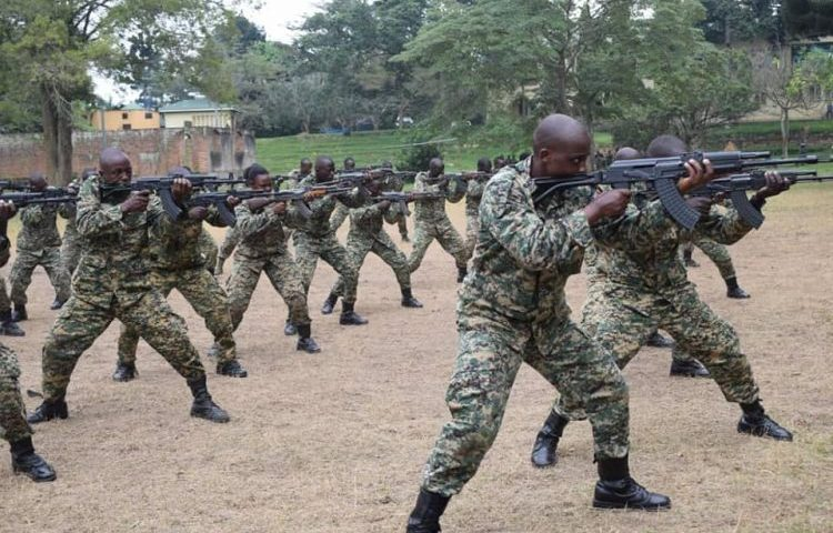 Military Police Passes Out 68 VIPP Officers Trained By SFC To Enhance Security Ahead Of 2021 General Elections