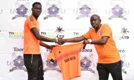 UPL: Tooro United Signs Ex-St Mary's SS Kitende Striker Ojara Ahead Of Season Reopening