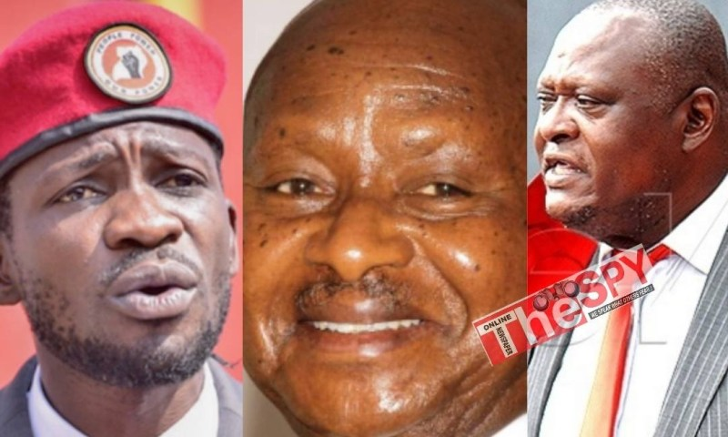 'Slippery' Kibalama Not Arrested But Compromised By Scared Yoweri Museveni- Bobi Wine