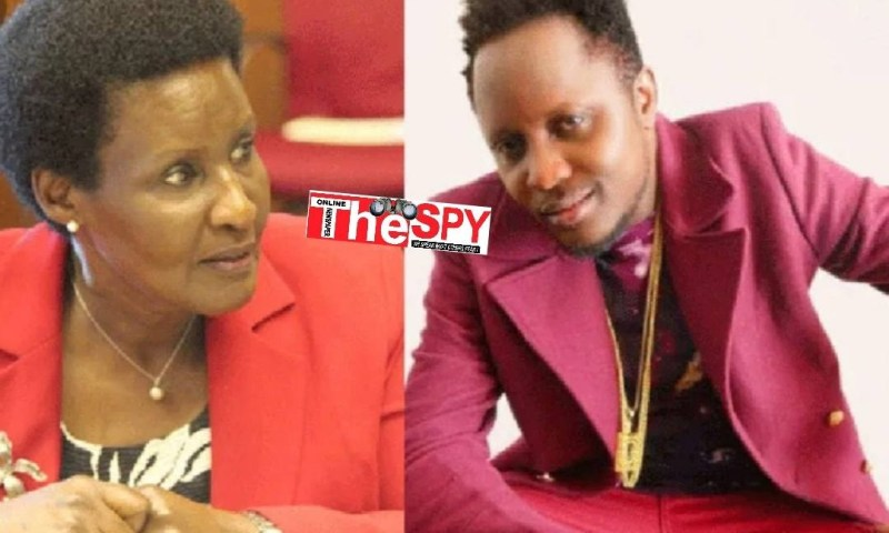 Am Not For Sale: Go Hang Your Self With Your 700 Millions- Dr.Hilder Man Blasts Amelia Kyambadde