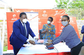 Giving Back To Community:Airtel Uganda Donates Ultrasound Scan Worth Millions To Bukwo District