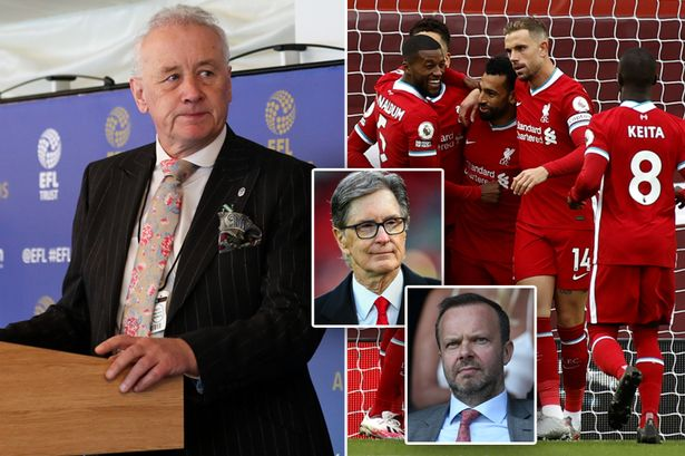 Secrets Behind Liverpool, Man United, Chelsea's Proposal For Premier League Radical Changes Revealed