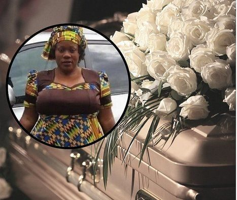 Shocking! Horrific Woman 'Rukundo' Who Was Supposed To Be Buried Appears At Her Funeral