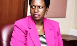 Troubled EOC Boss Sylivia Ntambi Muwebwa Runs Away From Own Scandalous Name!
