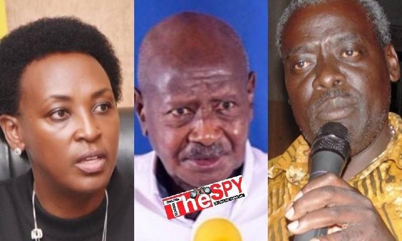 Trounced Minister Kamukama & Masindi C/person Byaruhanga Sue NRM's Top Leadership Challenging Rivals' Victories