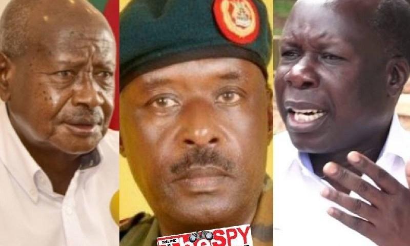 Col. Fred Mwesigye Threatens To Sue Museveni, Tanga Odoi For Terminating His 'Victory'