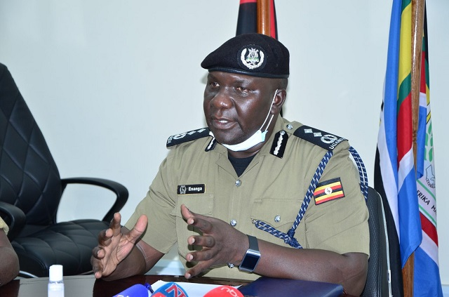 Uganda Police Set To Recruit 50,000 Special Constables To Enhance Security Ahead Of 2021 General Elections