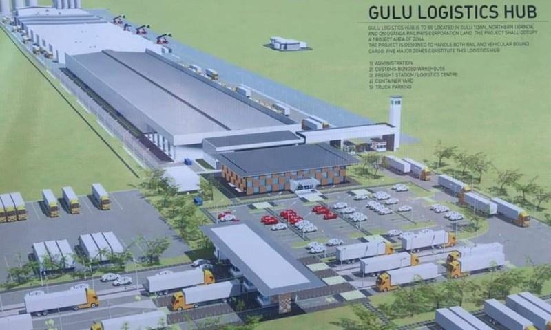 President Museveni Commissions Construction Of €7.76M Gulu Logistics Hub, €47.6M Tororo Railway