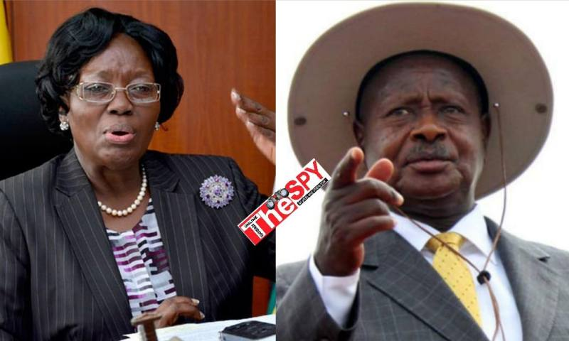 """""""You're Shameless""""-Museveni Stings Parliament For Castigating Cabinet Idea Of Building Road Network In DRC"""