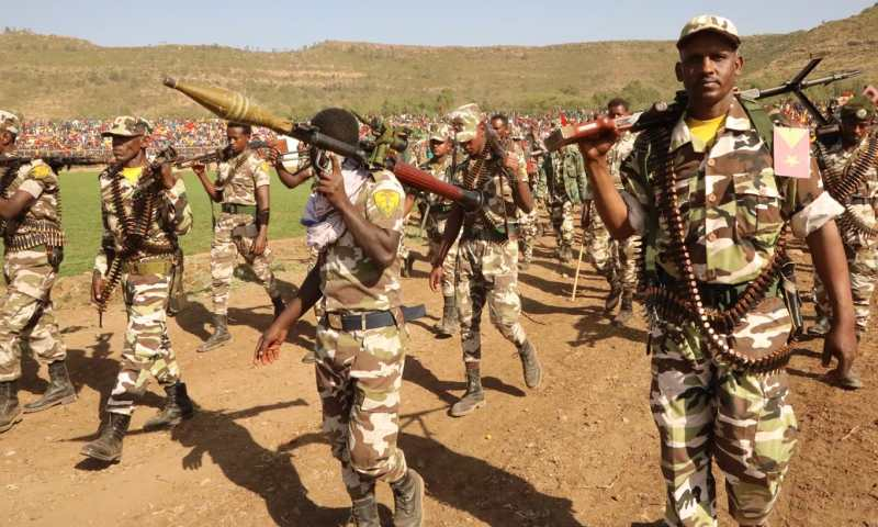 Surrender Or Face Consequences! UN Warns Of War Crimes As Ethiopia's Tigray Crisis Escalates