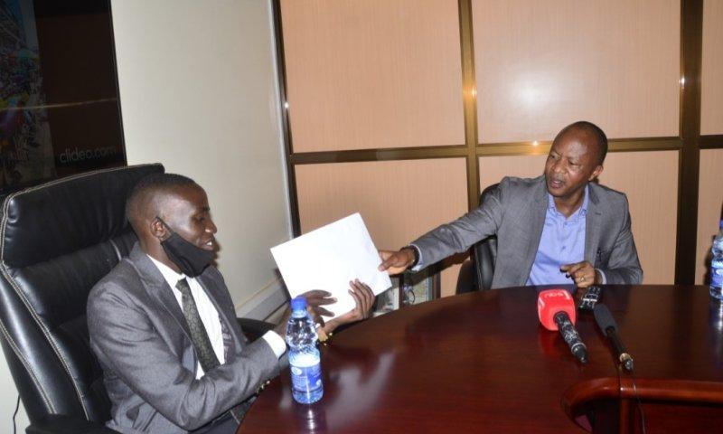 """Katumba Is A True Definition Of Sisimuka UG""-Gashumba Praises Youthful Presidential Candidate"