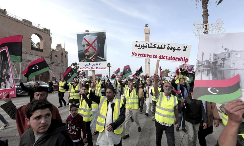 From Deadly War To Democracy: Libya Set For Elections In February 2021
