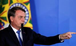 You Won't Poison Me! Brazilian President  Bolsonaro Rubbishes Coronavirus Vaccines