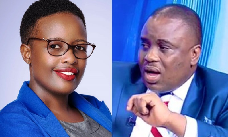 My Boss Lukwago Is Suffering From 'Anaphylaxis' Not Poison-Nyanjura Doreen