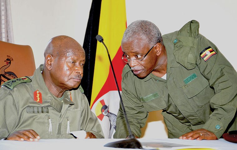 Through Talks We Recruited Mbabazi Back-Museveni Highlights On NRM-GO FORWARD Relationship