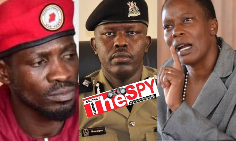 CP Frank Mwesigwa On Spot Over Bloodthirsty Policing-Furious Nambooze Narrates