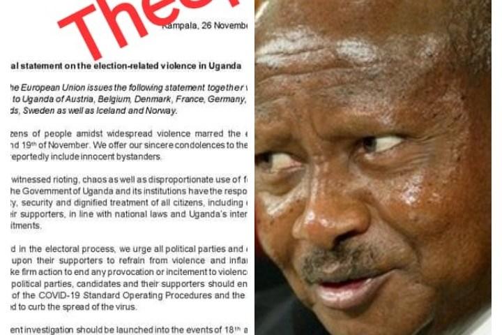 We Want Forensic Investigation Report In Bobi Wine Supporters' Killing-EU To Uganda Gov't