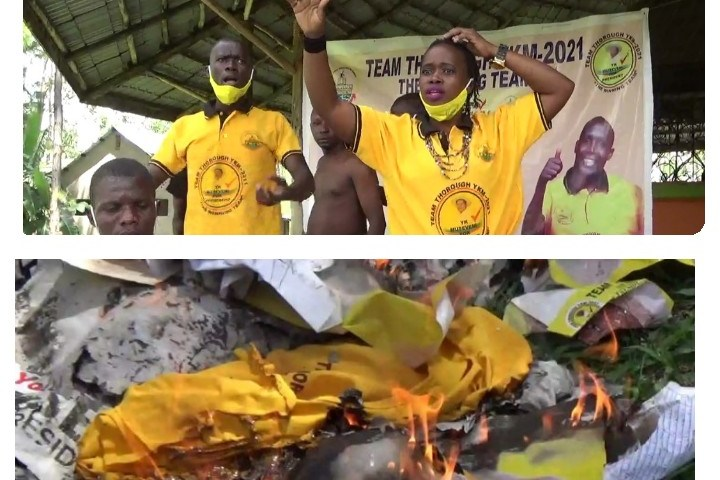 Pay Our Allowances Or We Support Opposition-Furious NRM Youths Roast Museveni Over Unfulfilled Promises