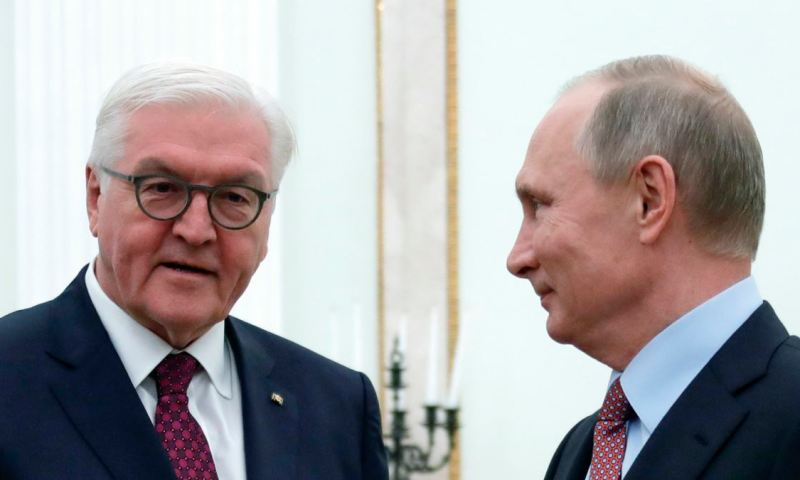 Keep Your Rotten Behaviors To Yourselves: Russia Sanctions Germany's Top Security, Intelligence Officials