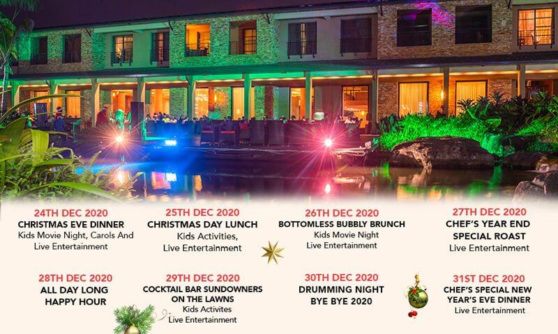 Excitement: Speke Resort Munyonyo Releases Full Program For 12 Days Of Christmas