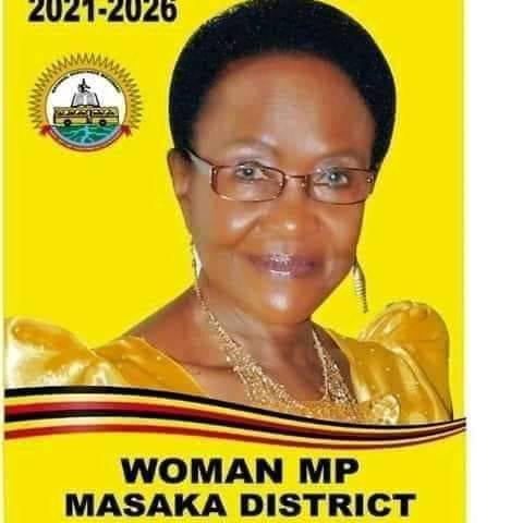 Breaking: Masaka NRM's Woman MP Flag Bearer Freda Mubanda Dies!