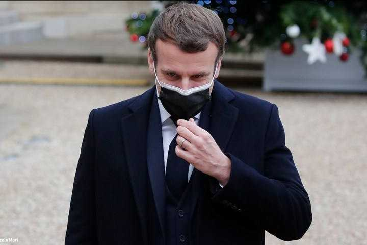 Just In: France's Emmanuel Macron Tests Covid-19 Positive, First Lady Brigitte & Prime Minister Quarantined
