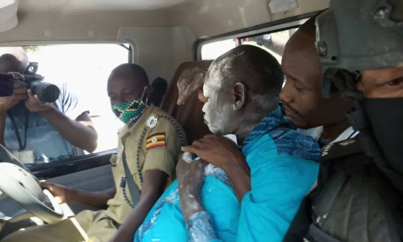 Just In: FDC's Patrick Amuriat Pepper-Sprayed, Rushed To Hospital In Critical Condition