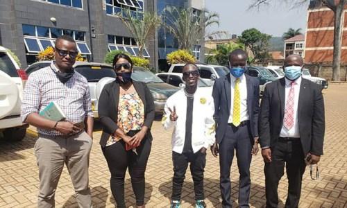 COVID-19: Kati Dj…Mwana Kendeza Sound-Star Eezzy, MoH Agree On Tumbiza Remix