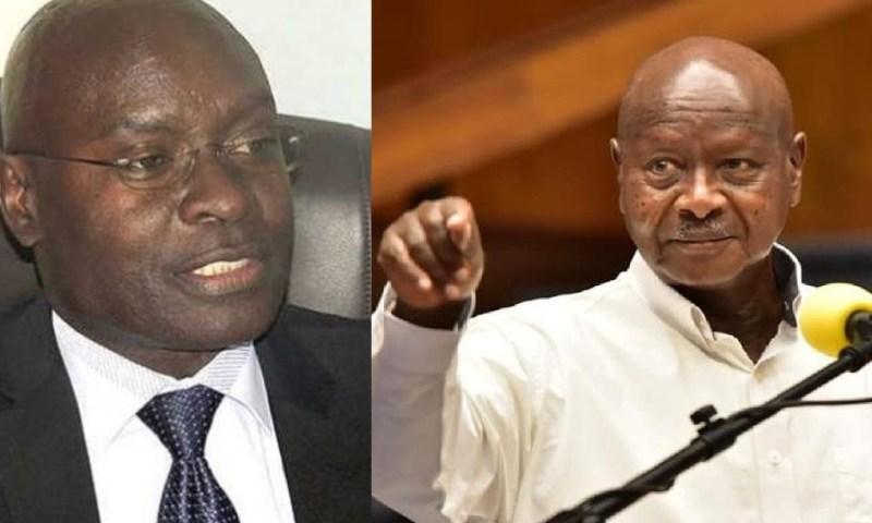 God Might Burn EC Byabakama's Fingers For Categorizing Me With 'Law-breaker' Bobi Wine-Museveni
