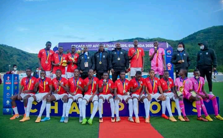 Uganda U-17 Crowned Champions Of CECAFA 2020 After Crushing Tanzania