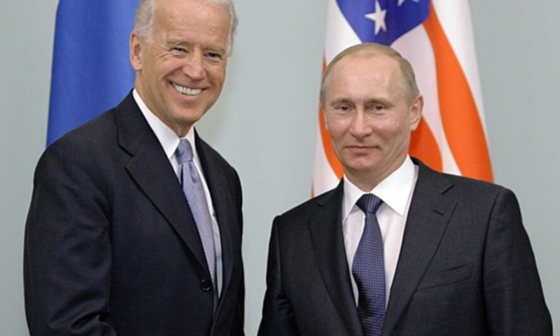 Russian President Putin, Other World Leaders Pen Emotional Congratulatory Message To Victorious Biden