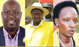 It's Not Yet Over! Museveni's Brother Sodo Drags NRM To Court Over Denial Of Flag In Mawogola North