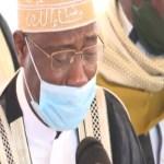Photos! Intense Tears, Grief As Muslim Community Mourns Sheik Muzaata Batte