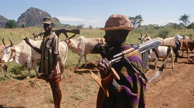 Four LDUs Killed By Armed Moroto Cattle Rustlers