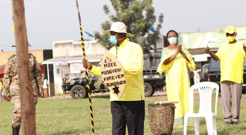 """""""End Tribalism, Sectarianism To Benefit From Your Oil""""-Museveni Urges Banyoro"""