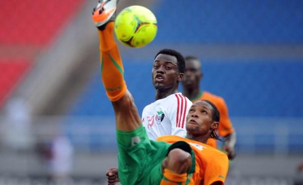 Uganda Cranes Crush Zambia's Chipolopolo In CHAN Pre-Tournament