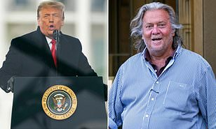 Withdraw Your Curses I Have Enough Problems: Troubled But Helpless Trump Pardons Ex-White House Fraudster, 73 Others In Final Hours of His Presidency
