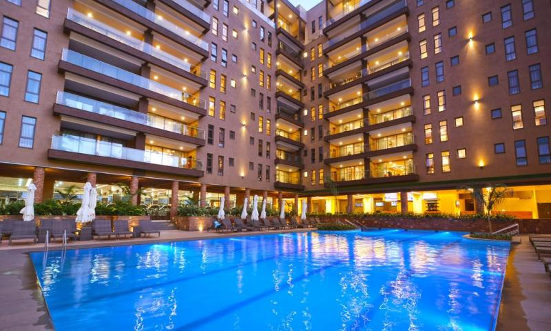Swanky Speke Apartments Wampewo Unveils Flashy La Cabana-Business Lunch Promo