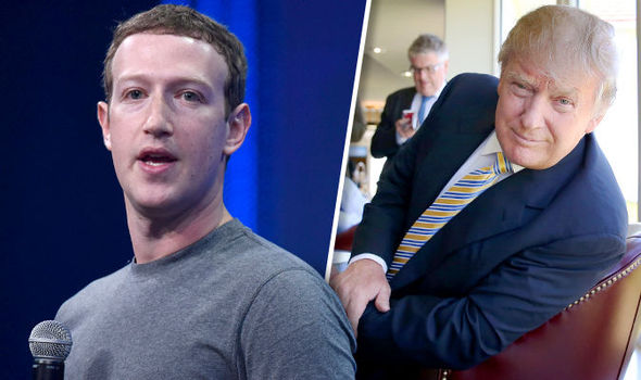First Swallow Your Rotten Behaviors To Access My Platforms: Angry Mark Zuckerberg Indefinitely Bans Trump From His Facebook, WhatsApp & Instagram Accounts