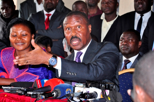 Opinion: So Where Were Gen.Mugisha Muntu's Illusional Ground 'Super' Structures On January 14th?!
