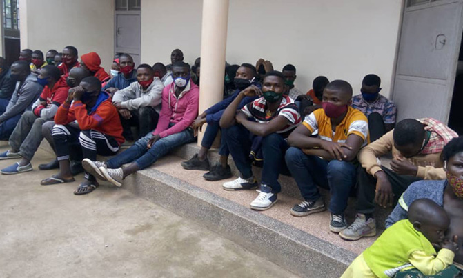 Enmity At Peak! 50 Rwandese Arrested In Uganda For Illegal Entry