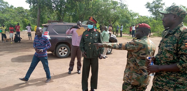 2Months Detention Is Enough For You: Uganda Releases 15 Sudan Soldiers Detained Over Illegal Entry